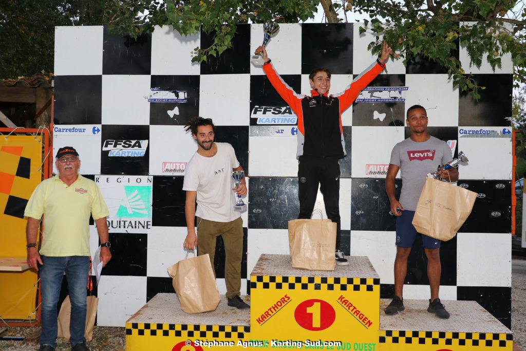 Trophée UFOLEP Kart Aquitaine 2019 - Layrac